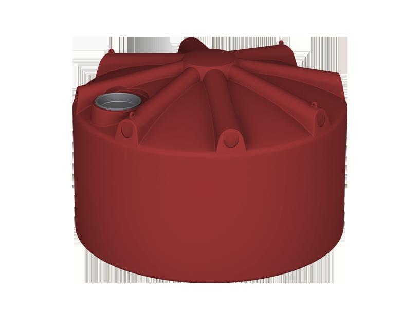 5000ltr Squat Tank