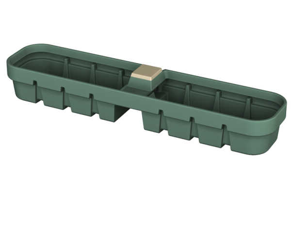 400ltr Linear trough