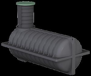 3000ltr Underground Tank