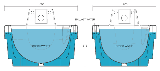 HIGH-CAPACITY-LINEAR-TROUGH