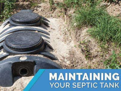 Maintaining Your Septic Tank