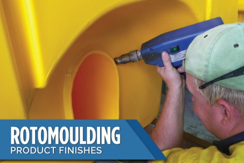 Rotomoulding: the First Choice for Product Finishes
