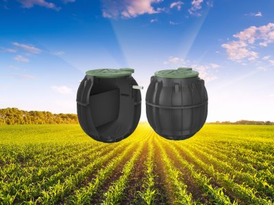 Introducing Global's Easy-to-install Septic Tanks