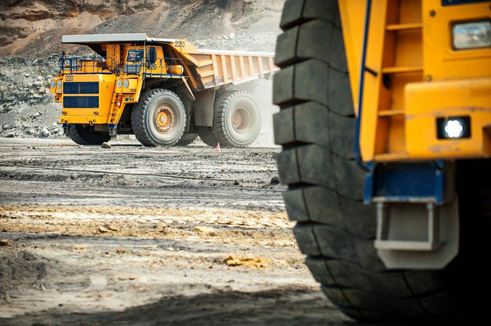 bunded diesel tanks in mining