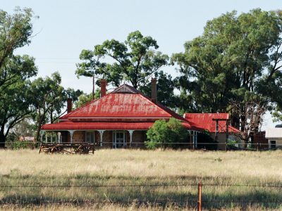 Global's rainwater and storage tanks are suitable for rural Australia