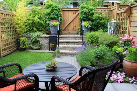 make the most of your backyard space