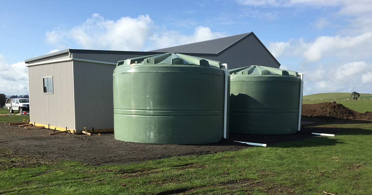 7 benefits of using plastic tanks over steel tanks - Global Tanks