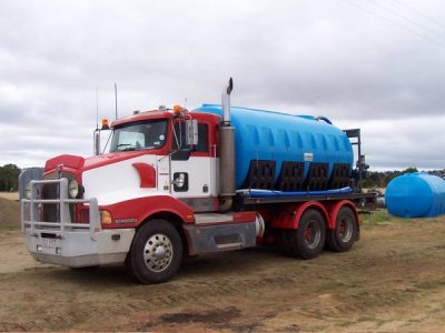 Heavy Duty Cartage Tanks for Moving Diesel, Molasses, Fertilizer or Water
