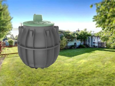 Residential wastewater treatment systems