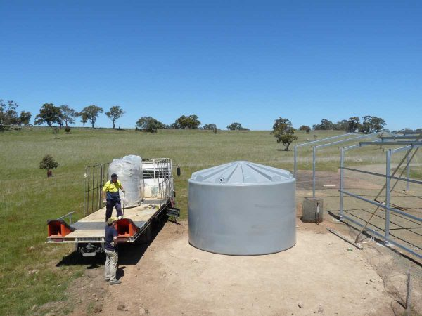Victorian farmers can receive up to $5000 to upgrade farm irrigation and water storage under the On-Farm Drought Infrastructure Support Grants program.