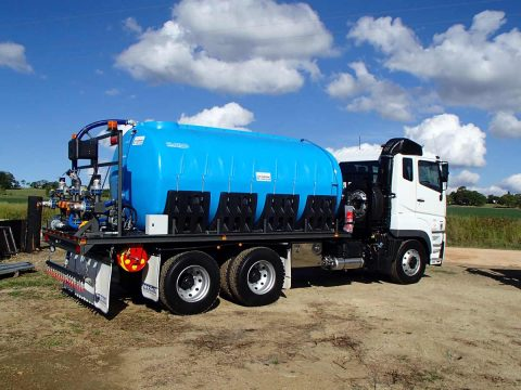 The difference between portable water tank styles