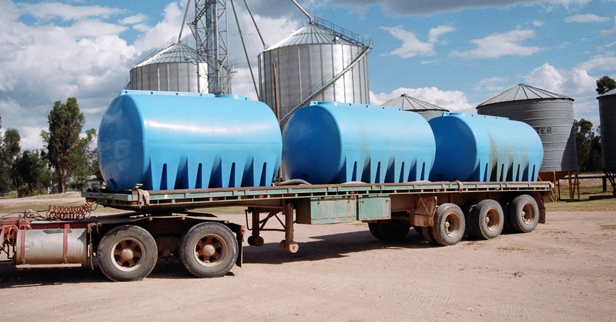 Reliable storage with Australia's Best Cartage Tanks