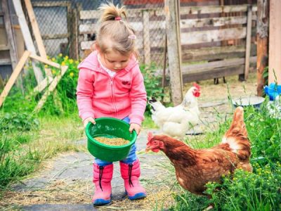6 Things Only Farm Kids Will Understand