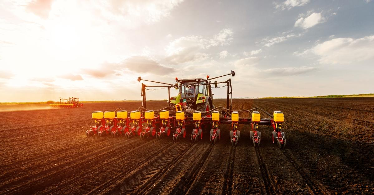 planter farm equipment